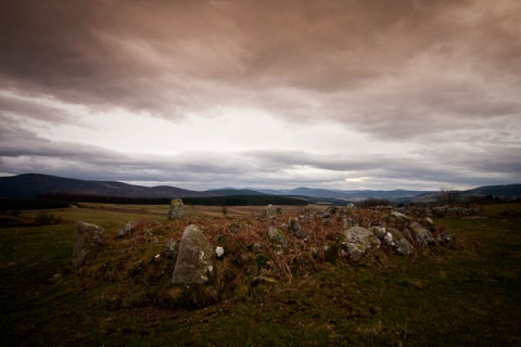 Eslie the greater stone circle